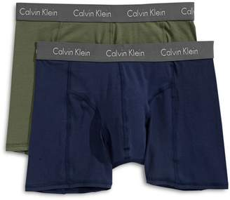 Calvin Klein Two-Pack Classic-Fit Boxer Briefs