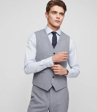 Reiss Rover W Modern Fit Wool Waistcoat