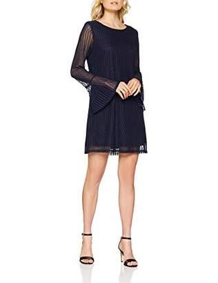 Yumi Women's's Geometric Lace Shift Dress
