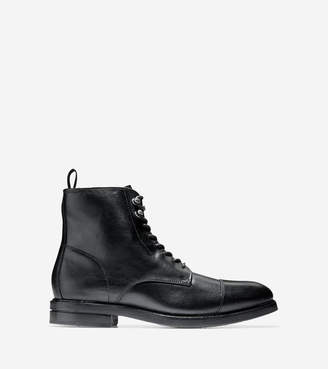 Cole Haan Wagner Grand Waterproof Cap-Toe Boot