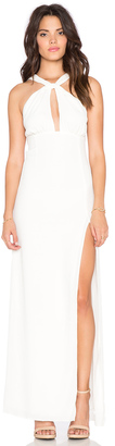 STONE COLD FOX Palms Gown $375 thestylecure.com