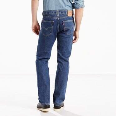Levi's 505® Regular Fit Jeans (Big & Tall)