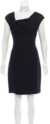 T Tahari Sleeveless Shift Dress