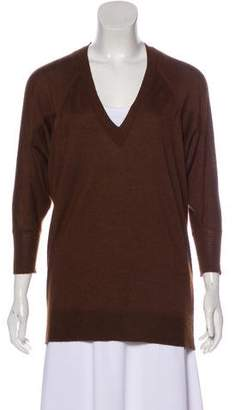 Donna Karan Knit Cashmere Sweater
