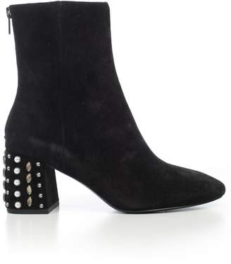 Ash Micro Studs Ankle Boots
