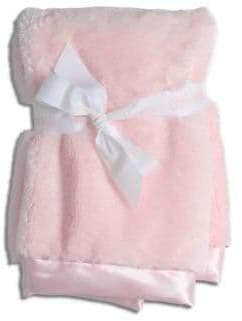 Little Me Newborn Girls 0-9 Months Pink Stroller Blanket - Smart Value