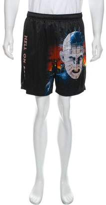 Supreme 2018 Hellraiser Mesh Shorts