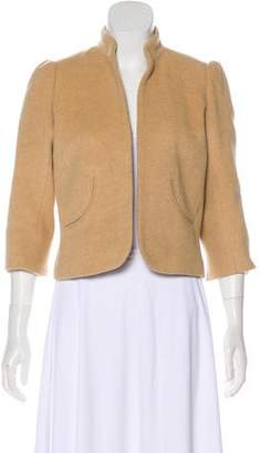 Smythe Structured Camel Jacket