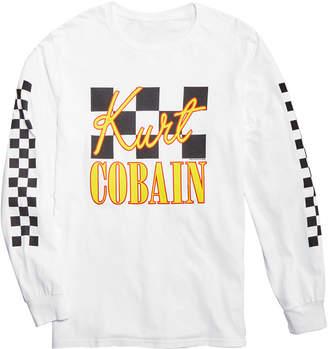 FEA Kurt Cobain Men's Long Sleeve T-Shirt