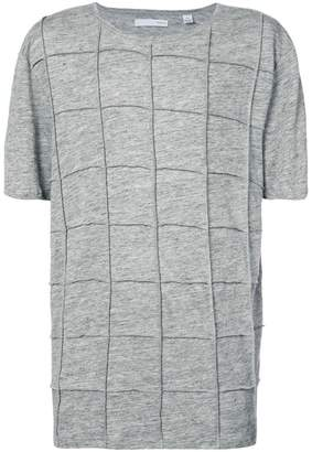 Private Stock The Isly exposed seam T-shirt