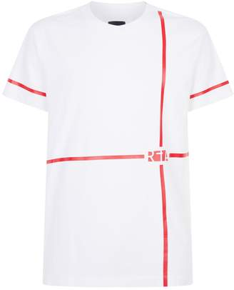 RtA Red Lines T-Shirt