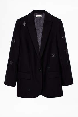 Zadig & Voltaire Viva Bis Star Jacket