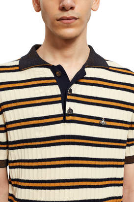 Vivienne Westwood Man Knitted Polo