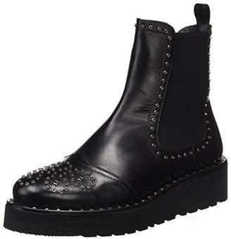 Pons Quintana Es retail Women's's 6143.R04 Ankle Boots Black