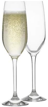 Set of 4 Bin 4735 Champagne Flutes
