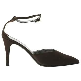 Calvin Klein Brown Heels