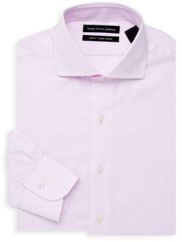 Saks Fifth Avenue Slim-Fit Textured Dress Shirt