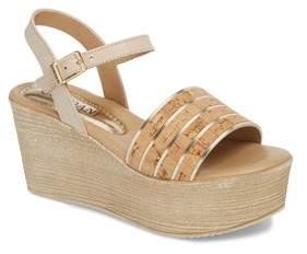 Cordani Jaida Platform Wedge Sandal