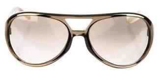 Michael Kors Positano Aviator Sunglasses