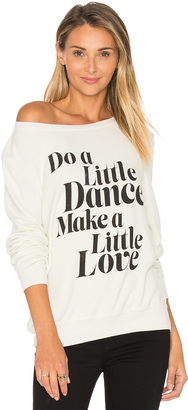 Wildfox Couture Get Down Tonight Top $98 thestylecure.com