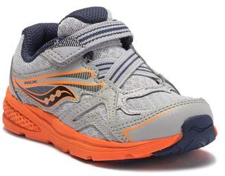 Saucony Ride 9 Sneaker - Wide Width Available (Toddler & Little Kid)