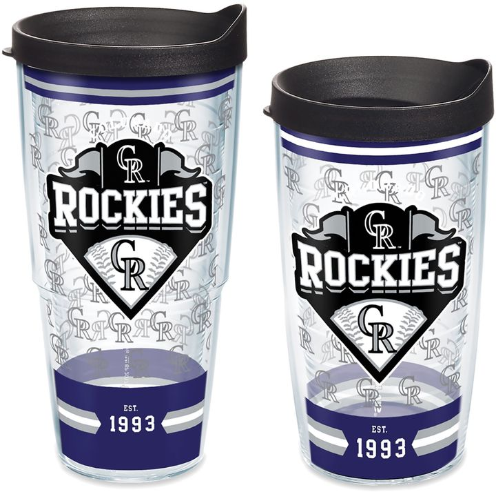 Tervis® MLB Colorado Rockies Classic Wrap Tumbler with Lid