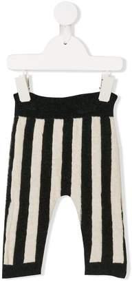 Emile et Ida striped knit trousers