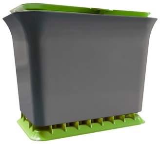 Full Circle Fresh Air Odor-Free Kitchen Compost Collector - 1.5 gallon