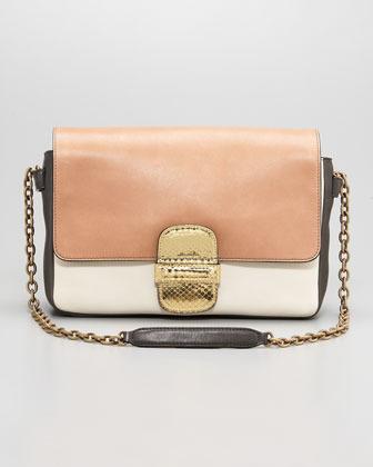 Marc Jacobs Colorblock Shoulder Bag