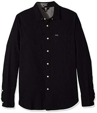 Volcom Men's Micro Dot Long Sleeve Shirt