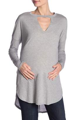LAmade Chance Long Sleeve Top (Maternity)