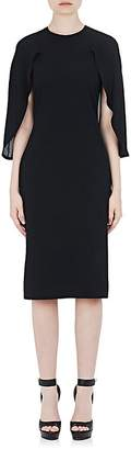 Givenchy Women's Capelet Sheath Dress