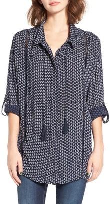 Women's Rip Curl Cara Shirt $56 thestylecure.com