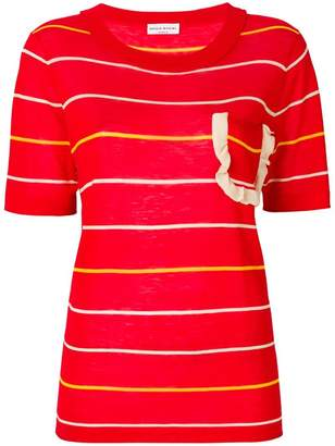 Sonia Rykiel chest pocket T-shirt