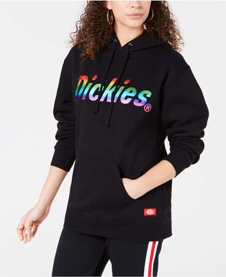 Dickies Metallic Rainbow Logo Hoodie