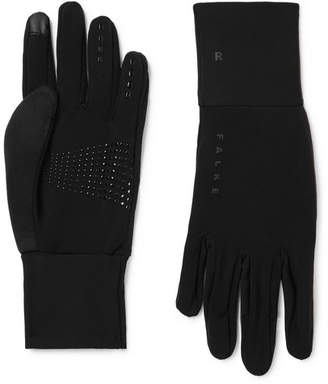 Falke Ergonomic Sport System Brushed Stretch-jersey Gloves