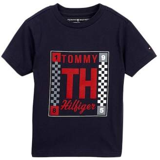 Tommy Hilfiger Adam Short Sleeve Tee (Little Boys)