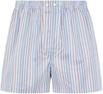 Derek Rose Stripe Boxer Shorts