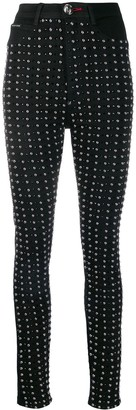 Philipp Plein Super High Waist jeggings
