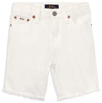 Ralph Lauren Boys' Denim Shorts - Little Kid
