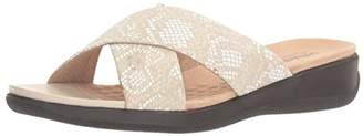 SoftWalk Women's Tillman Slide al