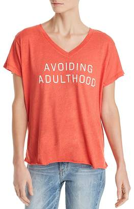 Wildfox Couture Adulthood Graphic Tee