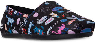 Skechers Women's Bobs - Cute Critters Bobs for Dogs Casual Slip-On Flats from Finish Line