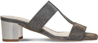 Carvela Comfort Suzy metallic sandals