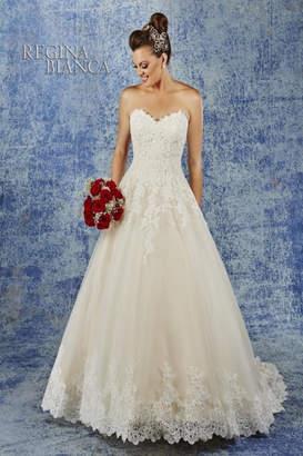 Spybaby Bride Bridal Ball Gown