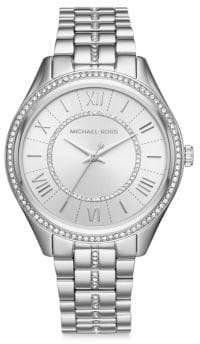 Michael Kors Lauryn Stainless Steel Bracelet Watch
