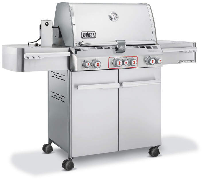 Weber® Summit S-470 Natural Gas Grill
