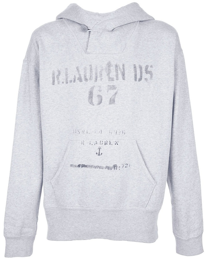 Ralph Lauren Denim & Supply Printed sweatshirt