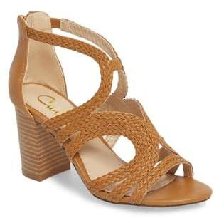 Callisto Shindig Block Heel Sandal