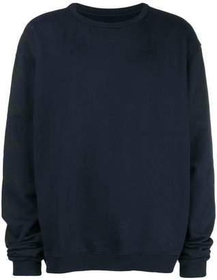 Paura crew neck sweatshirt